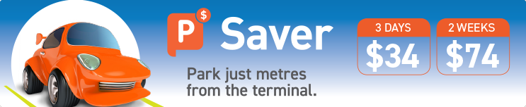 Saver Carpark Ad