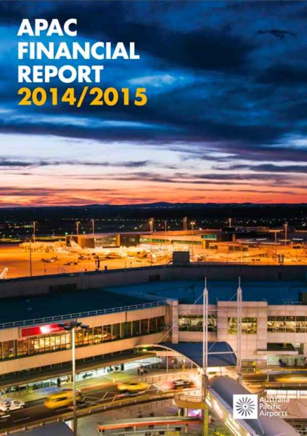 Apac 2015 Annual Report Cover